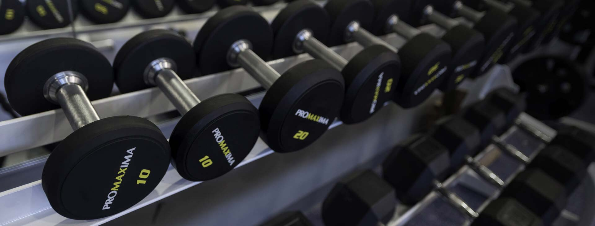 Gyms that optimize performance